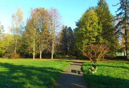 Chářovský park Krnov