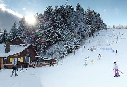 Ski areál Búřov - Valašská Bystřice