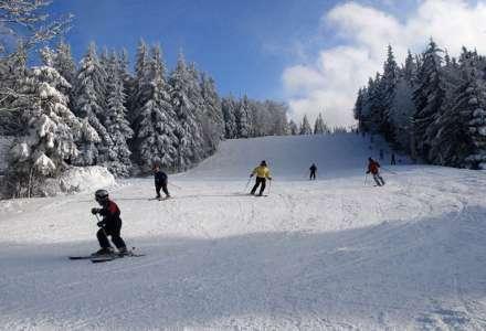Lyžařské středisko Kasárne Javorníky