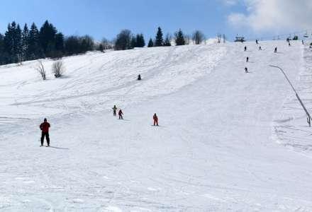 Lyžařské středisko Orava Snow