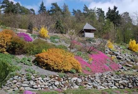 Arboretum Paseka - Makču Pikču