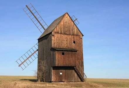 Větrný mlýn v Bílovci