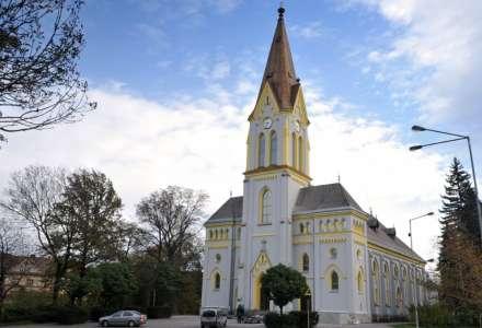 Evangelický kostel SCEAV Třinec