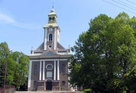Evangelický kostel Bystřice
