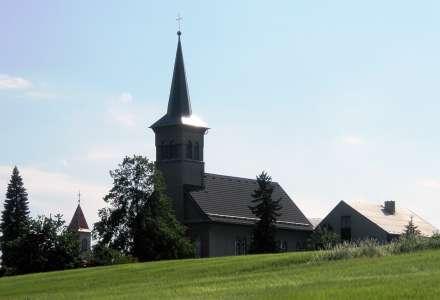 Evangelický kostel Albrechtice