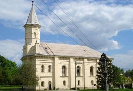 Evangelický kostel Orlová