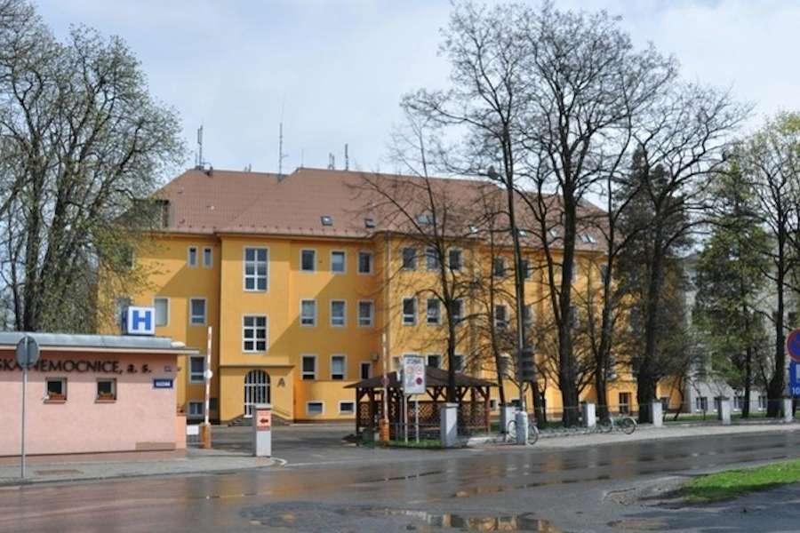 Bohumínská městská nemocnice