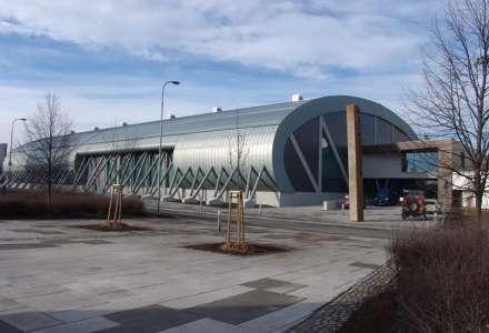 Atletická hala Ostrava