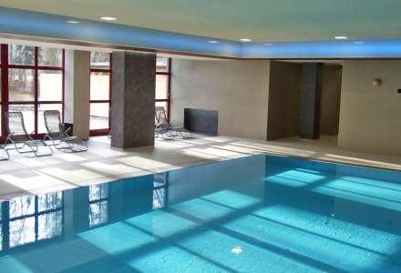 Bazén hotelu Belaria
