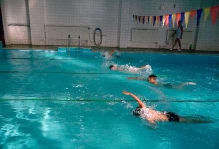 Krytý bazén Český Těšín