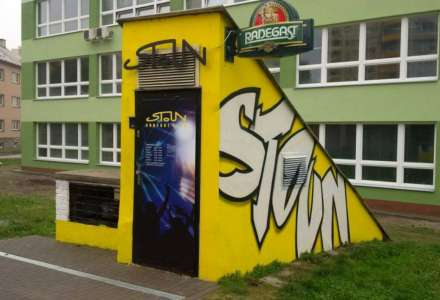Hudební klub Stoun