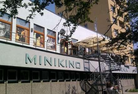 Minikino kavárna
