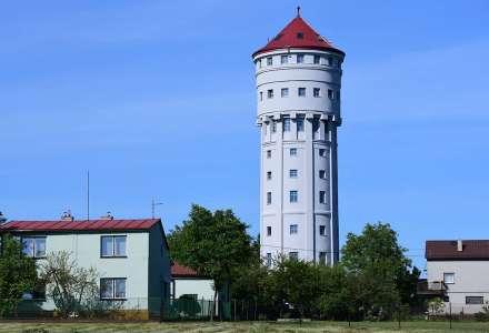 Vodárenská věž v Karviné