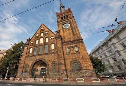 Evangelický Kristův kostel Ostrava