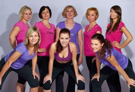 Contours Fitness club pro ženy