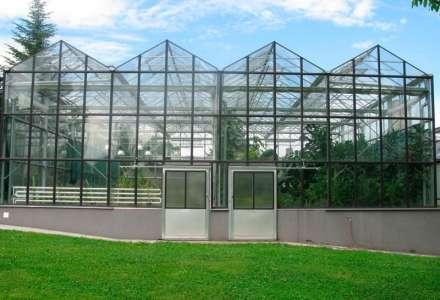 Botanická zahrada PřF OU