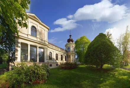 Lašské muzeum Šustalova vila
