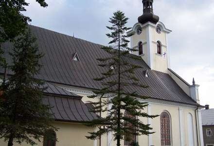 Evangelický kostel Bludovice