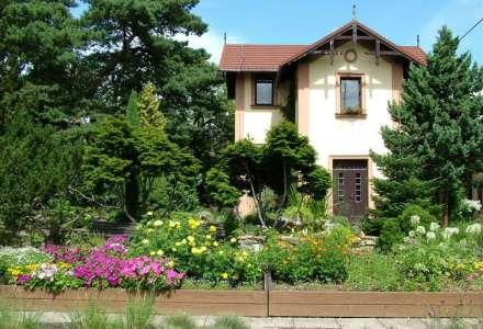 Botanická zahrada Přírodovědecké fakulty UP Olomouc