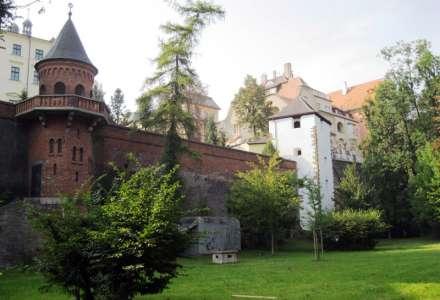 Bezručovy sady Olomouc