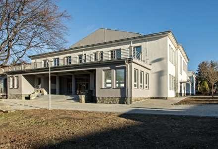 Dům kultury - MKS Frenštát pod Radhoštěm