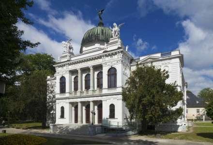 Slezské zemské muzeum - Historická výstavní budova
