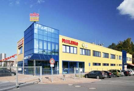 Návštěvnické centrum Marlenka Frýdek-Místek