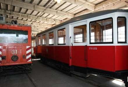 Depozitář historických vozidel Ostrava