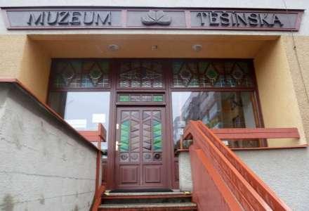 Výstavní síň Muzea Těšínska v Orlové