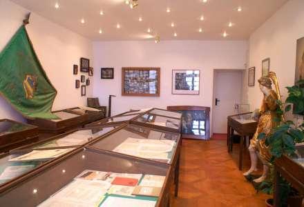 Městské minimuseum Andělská hora