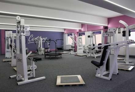 Contours Fitness pro ženy Frýdek-Místek