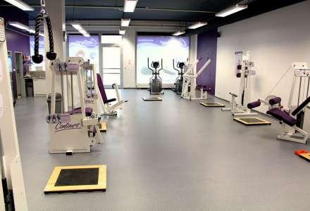 Contours Fitness pro ženy Ostrava-Dubina