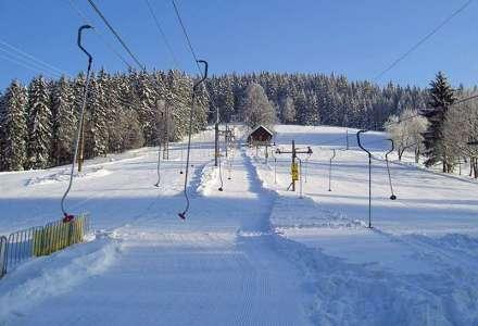Ski areál Biocel Zlatník