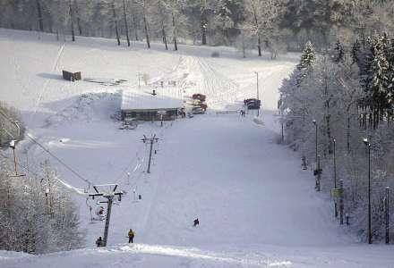 Ski areál Palkovice