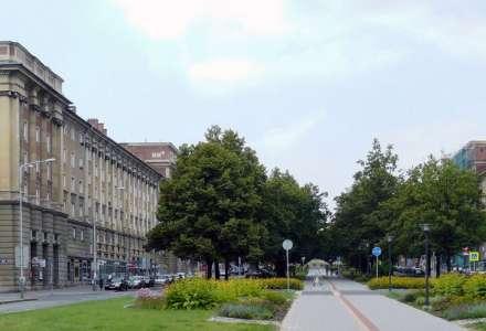 Hlavní tř. Ostrava-Poruba