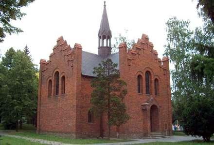Červený kostel Hlučín