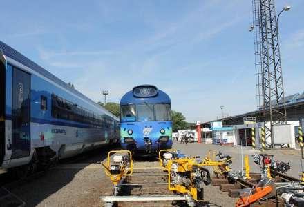 Areál nákladového nádraží železniční stanice Ostrava - hl. n.