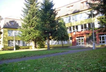 Areál Základní školy Čeladná