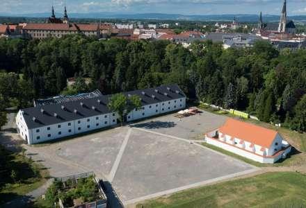 Korunní pevnůstka Olomouc