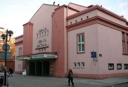 Akademický filmový klub - kino Vesmír
