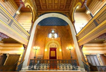 V.I.P. prohlídky Krnovské synagogy