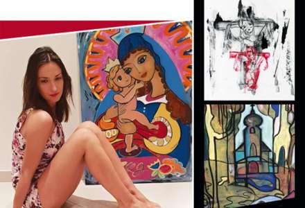 Výstava Lucie Gelemové