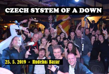 Czech System of a Down Tribute Band