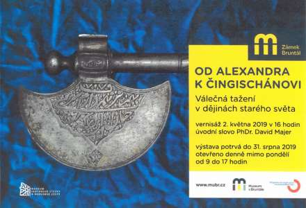 Od Alexandra k Čingischánovi