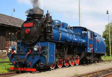 15. sezóna výletních parních vlaků na Osoblažsku