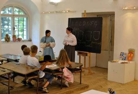 Pohádkové vysvědčení na Frýdeckém zámku
