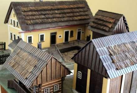 Výstava Modely lidových staveb