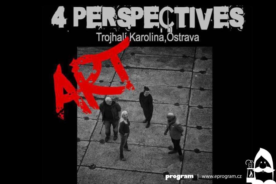 Výstava výtvarné skupiny 4Perspectives