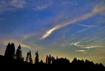 Ondřejník: Pozorování noční oblohy - Rej Perseidů
