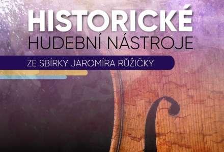 Historické hudební nástroje